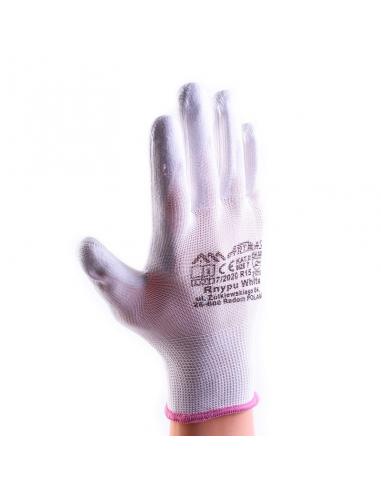 Rękawice ochronne nitrylowe