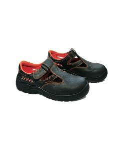 Sandały robocze-podnosek metalowy buty ochronne