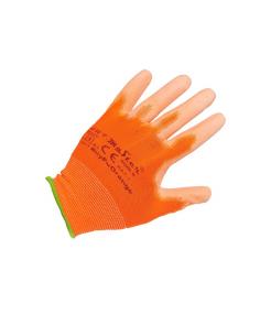 Rękawice ochronne orange