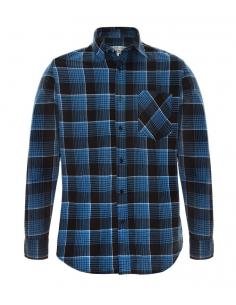 Koszula flanelowa Blue