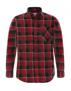 Koszula flanelowa Red