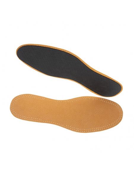 Wkładki do butów skórzane