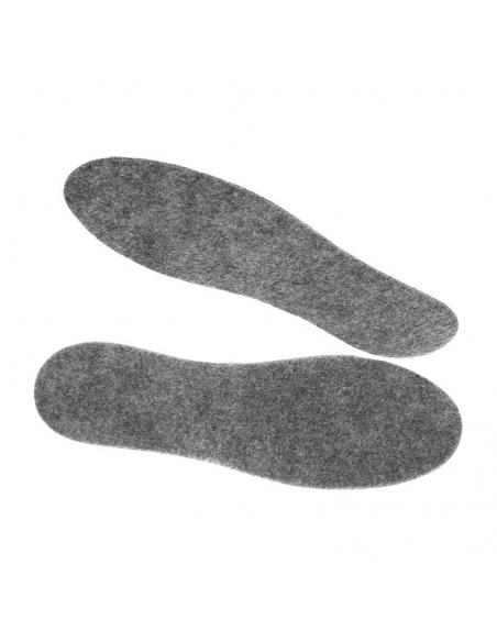 Wkładki do butów filcowe 4 mm