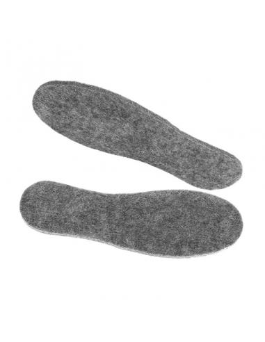 Wkładki do butów filcowe 6,5 mm